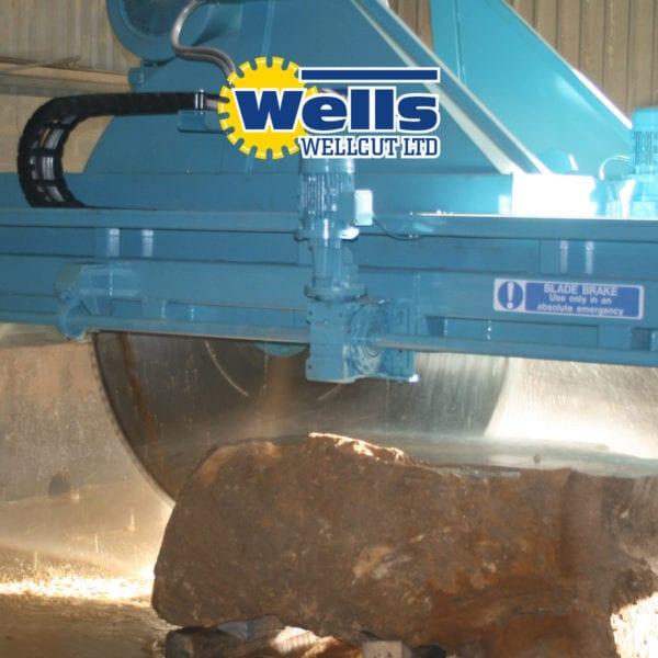 Wells Wellvut Stone Saw