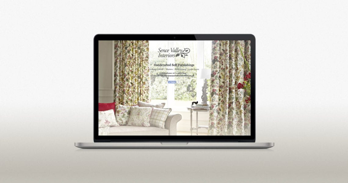 Sence Valley Interiors Website